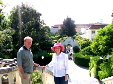 our visit to Melk Abbey